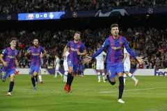 Barca raih kemenangan pertama di Liga Champions setelah tekuk Kiev 1-0